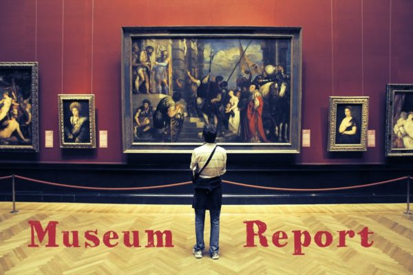 Museum Report Writing TIPS
