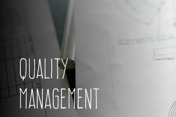 Quality Management Systems and Approaches