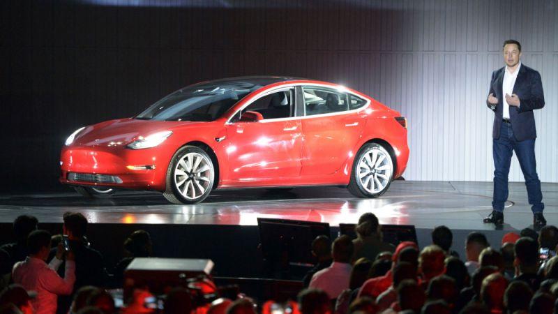 Tesla Motors Case Study