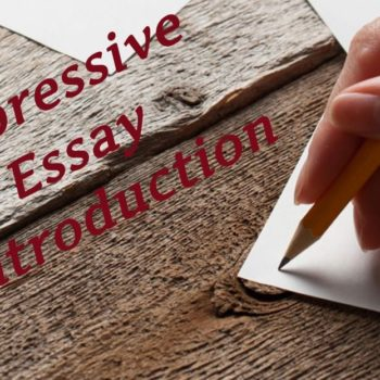 Impressive Essay Introduction